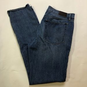 J. Crew The Driggs Straight Leg Jeans